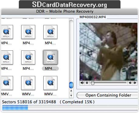 MAC Mobile Phone Data Recovery 5.3.1.2 full